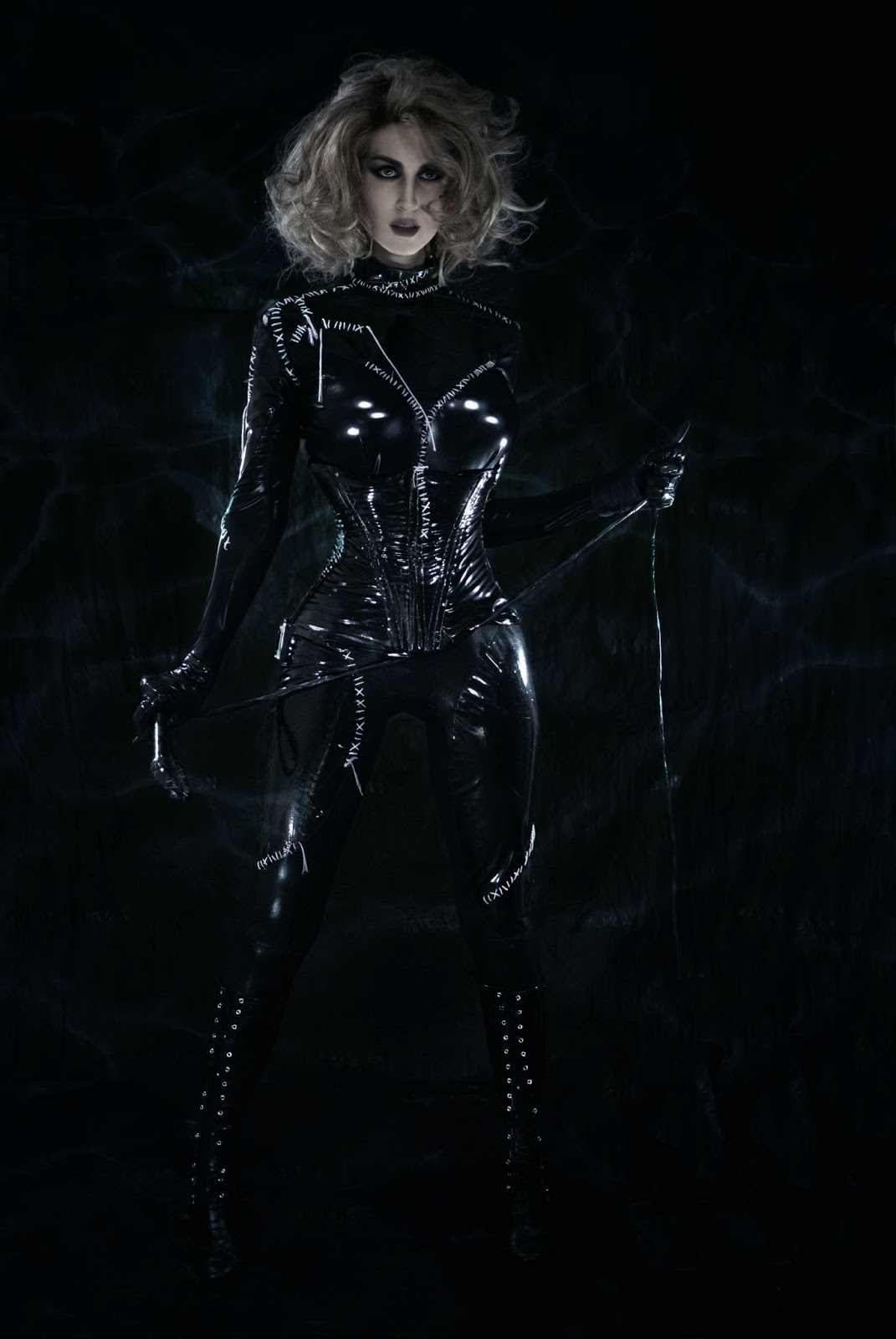 Catwoman, Tim Burton style