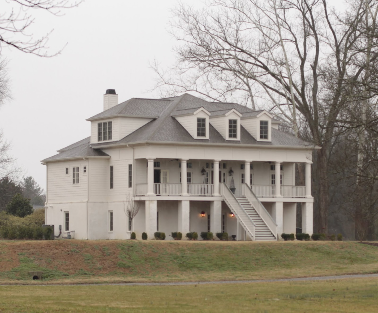 These Homes Were Affected By The Civil War