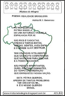 Poesia Realidade Brasileira