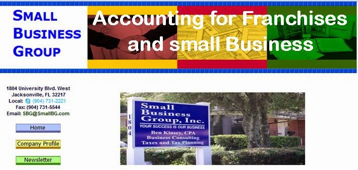 Accounting for Franchises and Small Business