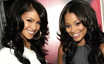 lauren london cassie best friends