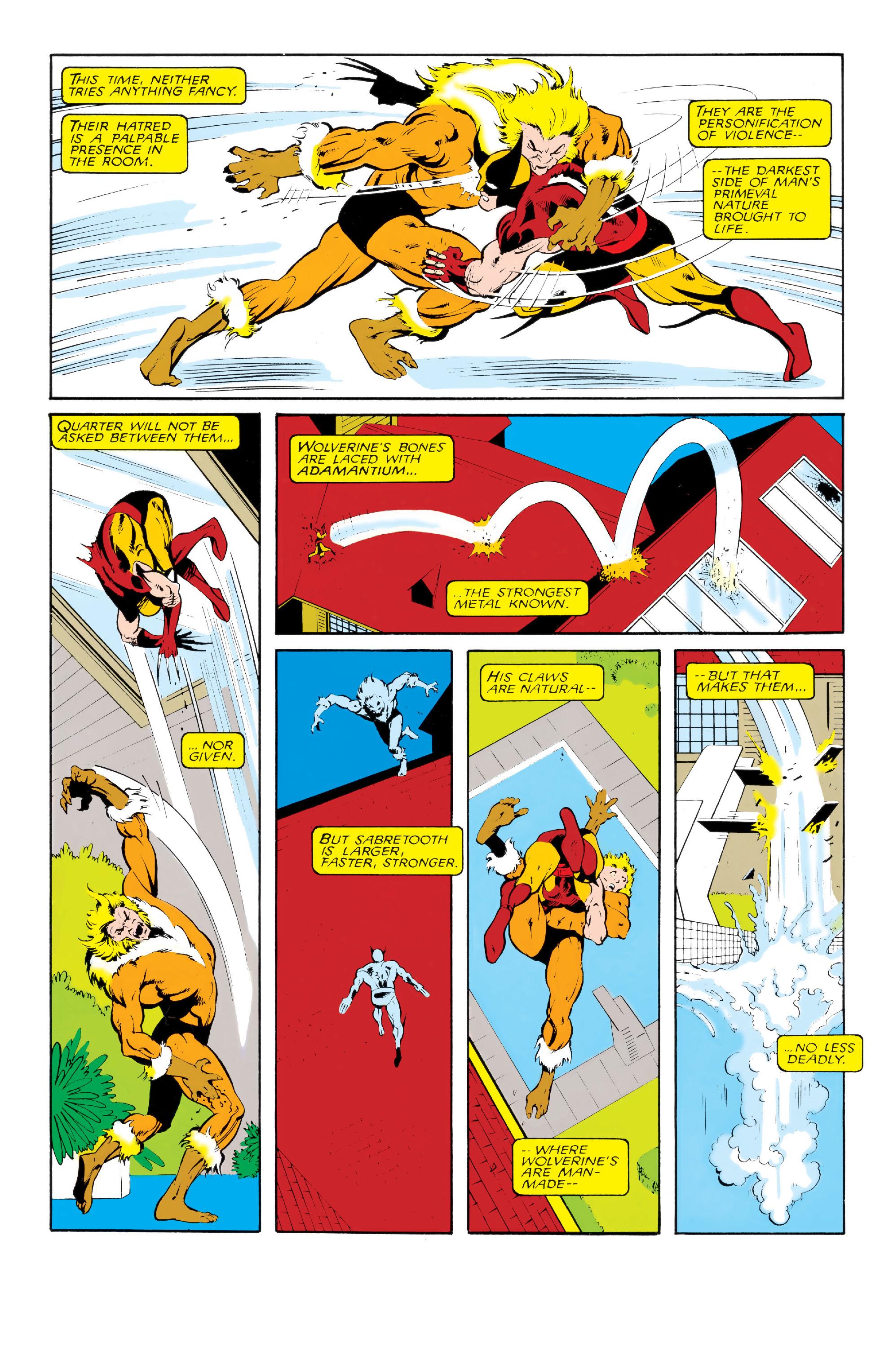 Read online Uncanny X-Men (1963) comic -  Issue #213 - 18