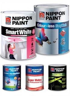 Harga Cat Tembok Nippon Paint 5 Liter