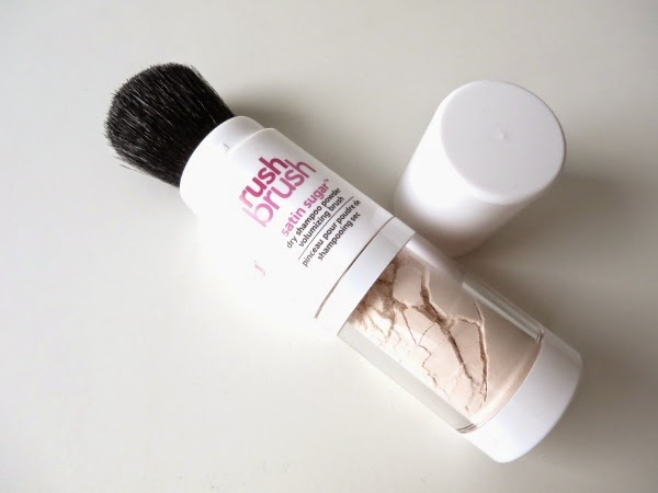 Cake Rush Brush Dry Shampoo Powder Brush