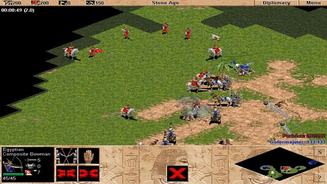 Download Age of Empires 1 PC Games Gameplay
