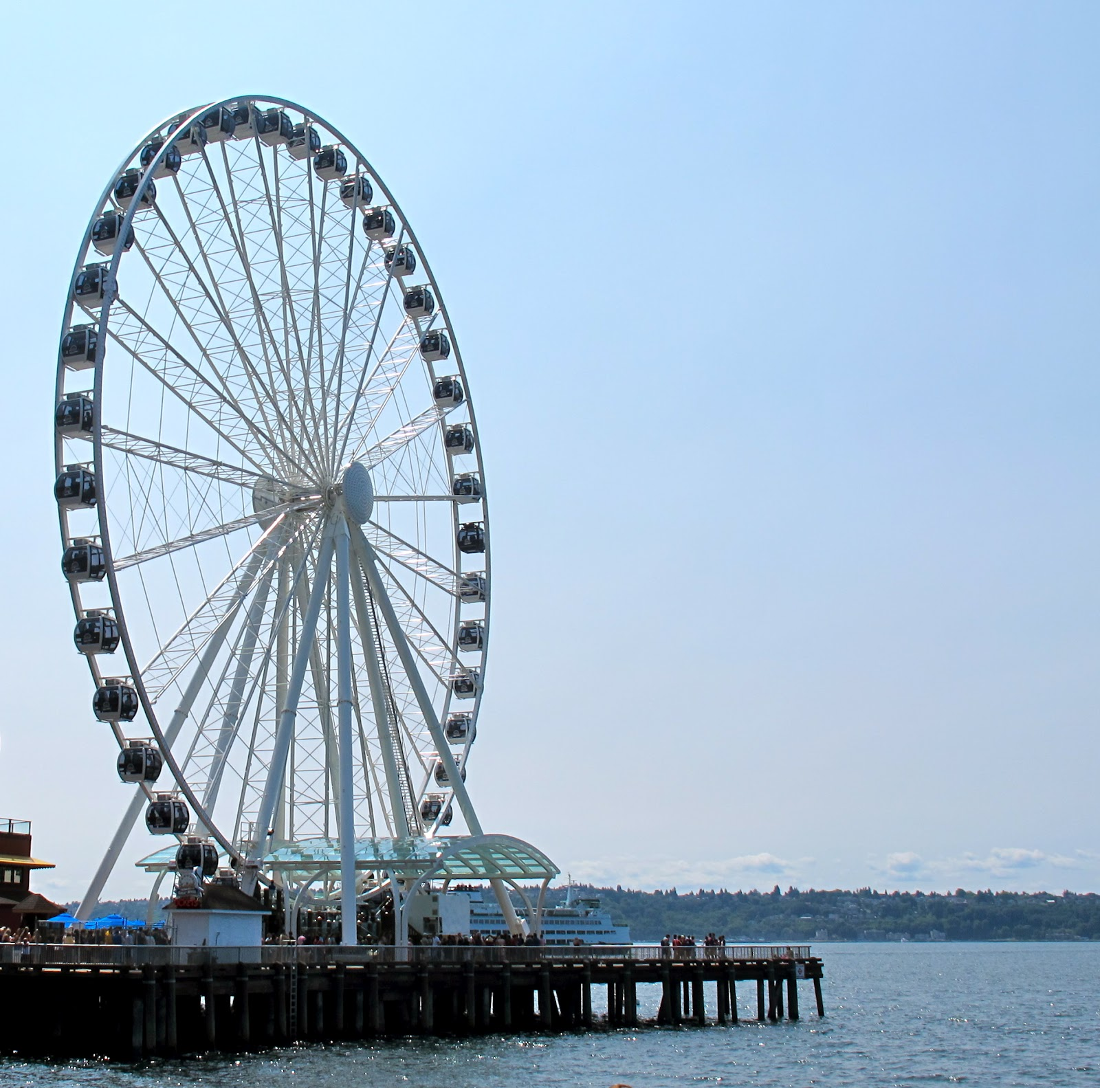 Seattle wheel