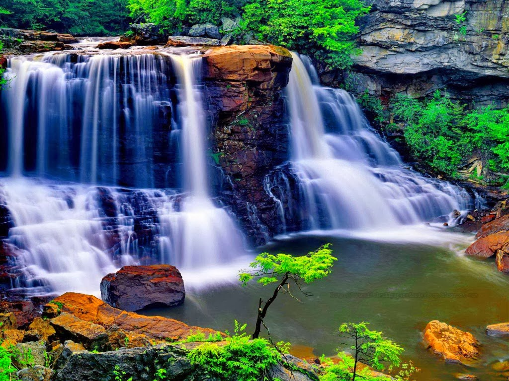 Hd Wallpapers Free Download: Water Fall Hd Wallpapers Free