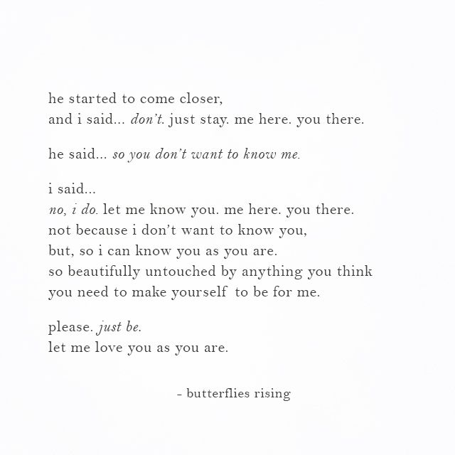 thinking of you short poems