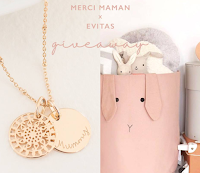 Logo Merci Maman: vinci gratis collana personalizzata Mandala e un buono sconto di 80€