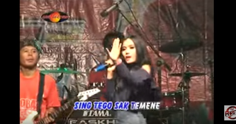 Sing Direstui - Hana Monina The Rosta Update Terbaru