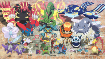 Tráiler animado 3 - Pokémon Rubí Omega y Pokémon Zafiro Alfa