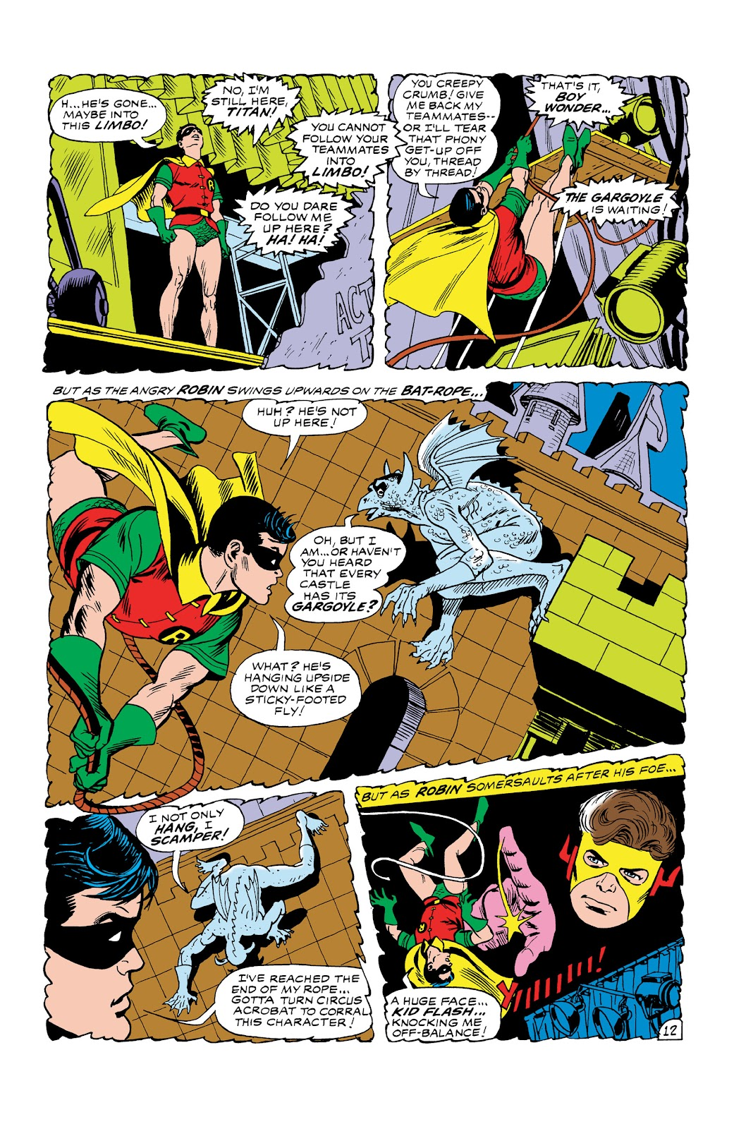 Teen Titans (1966) issue 14 - Page 13
