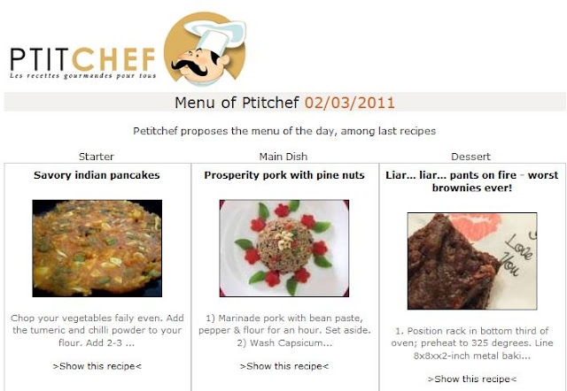 lovely cny prosperity pork recipe featured at petitchef