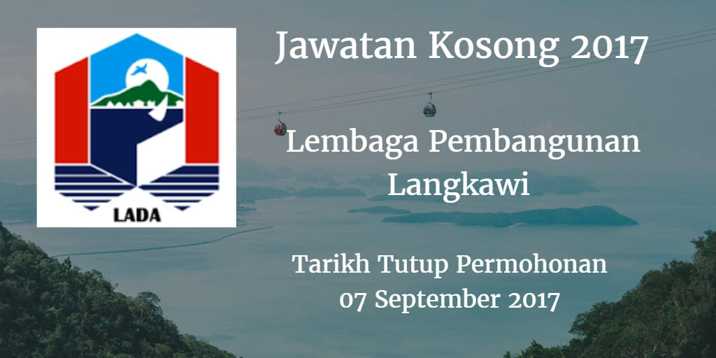 Jawatan Kosong LADA 07 September 2017