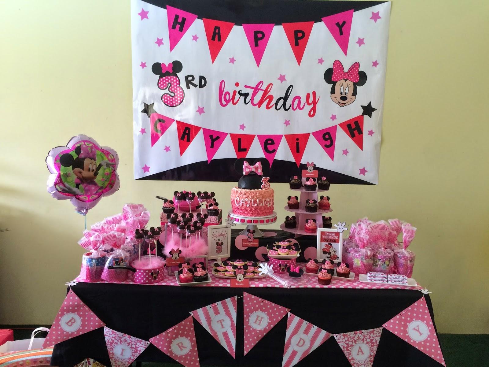 33 minnie mouse themed candy buffet ideas table candy table ideas for boy baby shower candy tables ideas for weddings