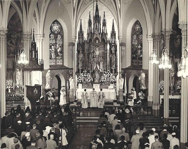 Seperti Apa Gereja Katolik Sebelum Vatikan II?