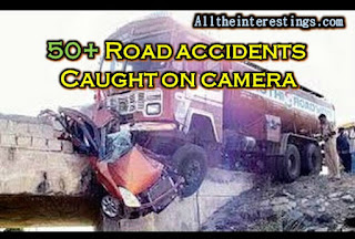 Awareness Video: Road accidents Caught on camera,