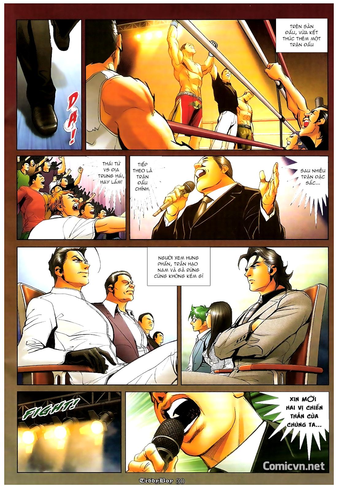 Người Trong Giang Hồ - Chapter 1199: Canh bạc - Pic 27