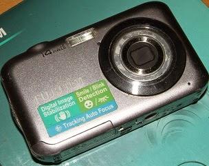 harga Fujifilm Finepix JV200