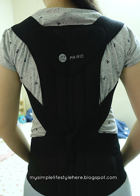 【Product Review】Jonlivia Phiro Back Support