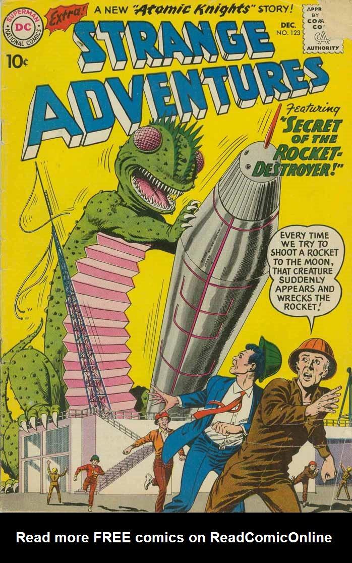 Strange Adventures (1950) issue 123 - Page 1
