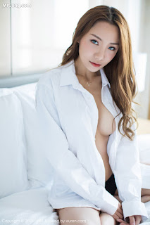 Hot girls Sexy Chinese porn model Vissa 9