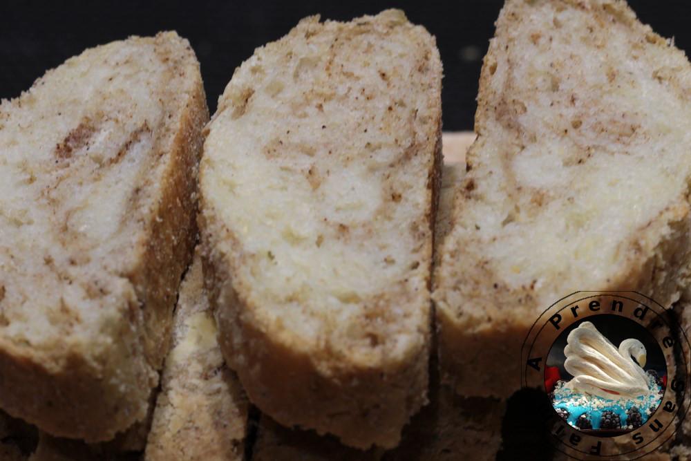 Baguette spécial foie gras