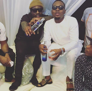 I look up to Olamide, says American rapper, Wale