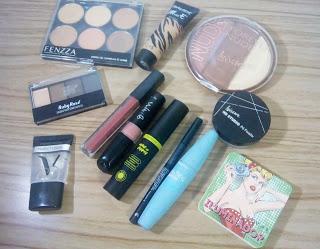 maquiagem barata