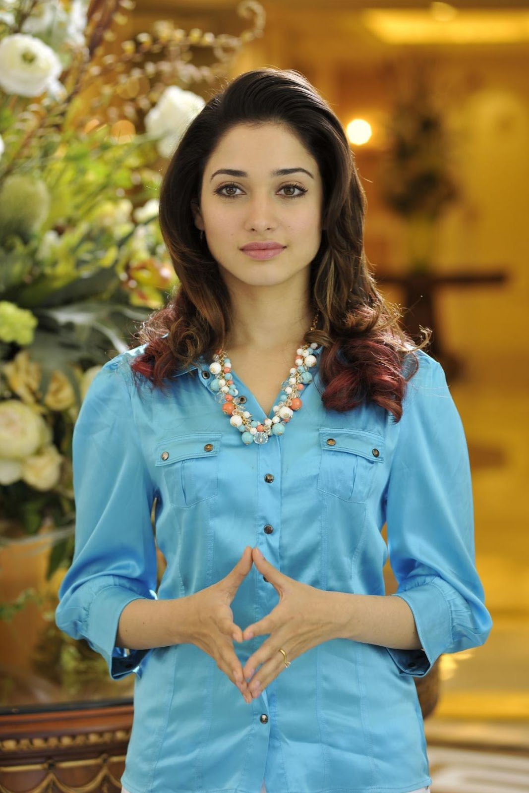 Tamanna Home: Kajal Agarwal L Hot Celebrity L Isha