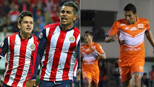 Chivas de Guadalajara vs Correcaminos en vivo