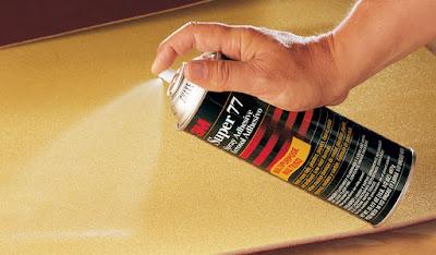 spray adhesives market