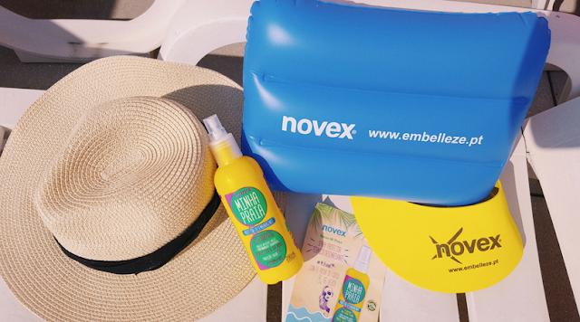 Spray Protetor Desembaraçante Minha Praia da Novex