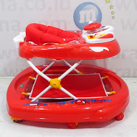 Baby Walker Marvel Spiderman Lisensi  NBW1031KSR