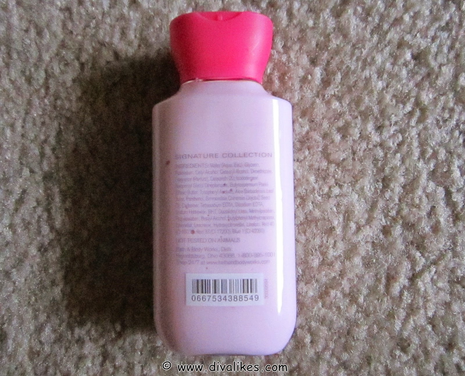 Bath Amp Body Works Mad About You Body Lotion Review Diva