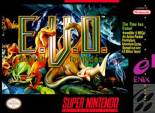 Baixar E.V.O. Search for Eden (Br) [ SNES ]