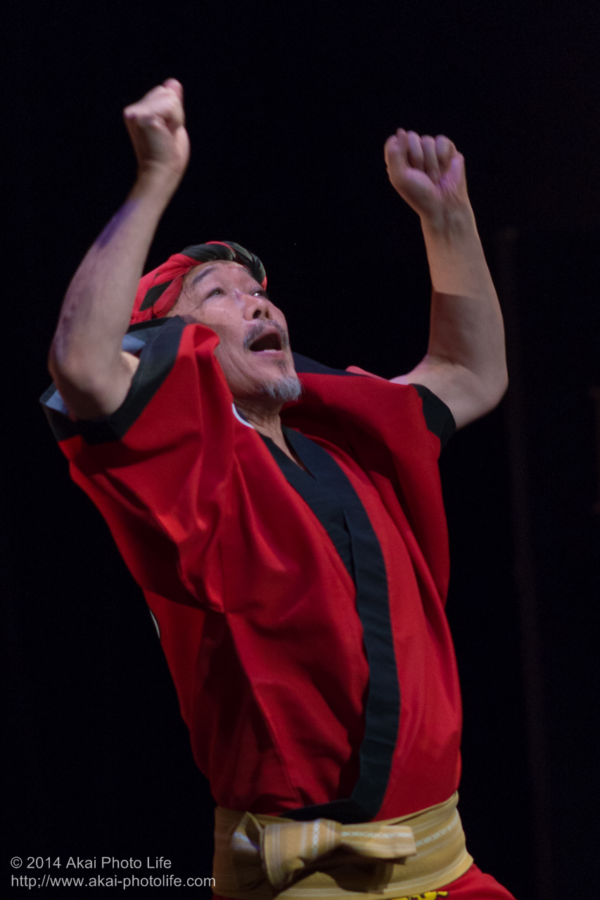 創作舞踊集団 寶船 20周年記念公演 純粋な意図2014 米澤 曜