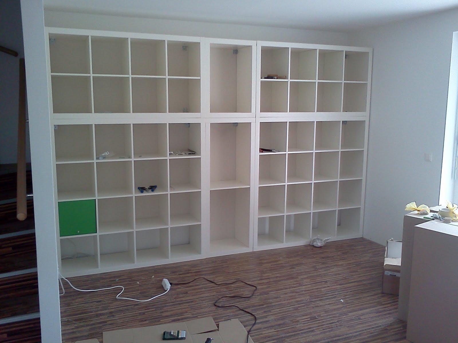 Elementaires Ikea Hack Une Bibliotheque D39angle Sur Mesure