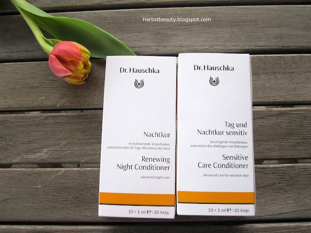 Dr. Hauschka Nachtkur, Dr.Hauschka Tag und Nachtkur