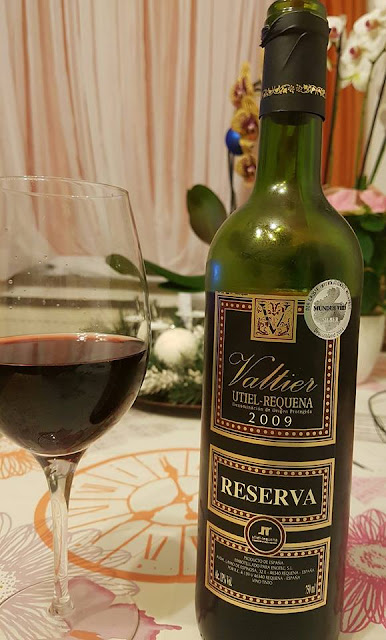 Valtier reserva 2009 Utiel Requena