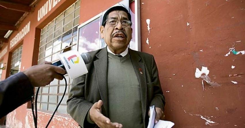 Rector de la UNSAAC destituye a catedrático y este pide su vacancia