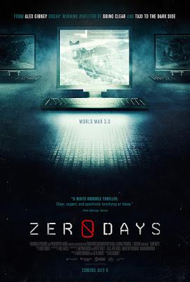 Zero Days Poster