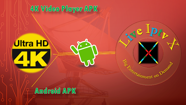 4K Video Player APK