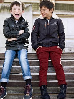 Nino Pepe Jeans Friday Pantalones Para Ninos Ropa Grupobrtelecom Com Br