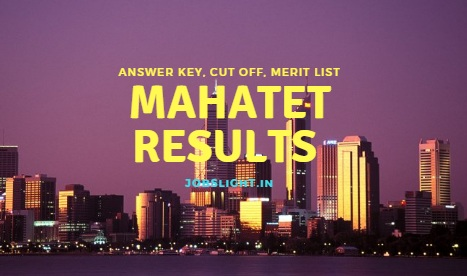 MAHATET Results 2017