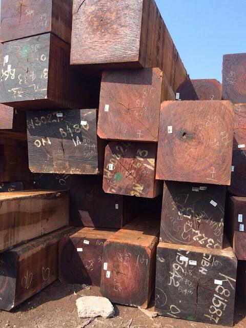 Phân phối gỗ tự nhiên, gỗ hộp