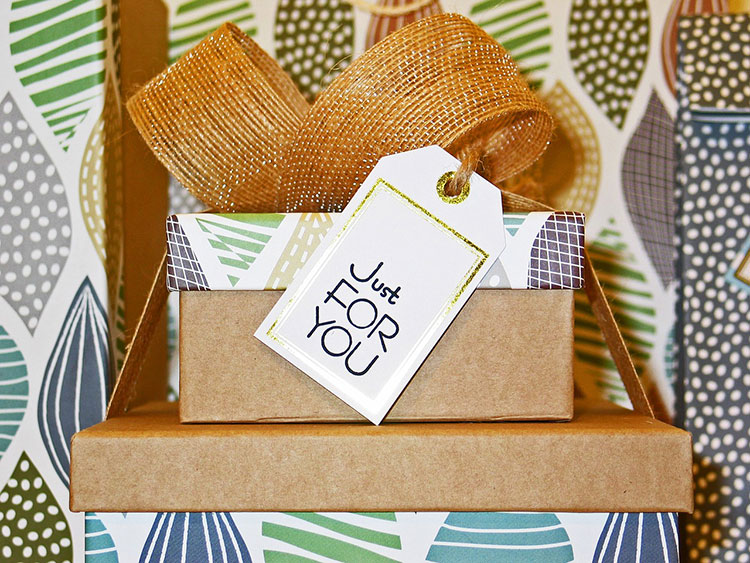 Ideas para un regalo personalizado