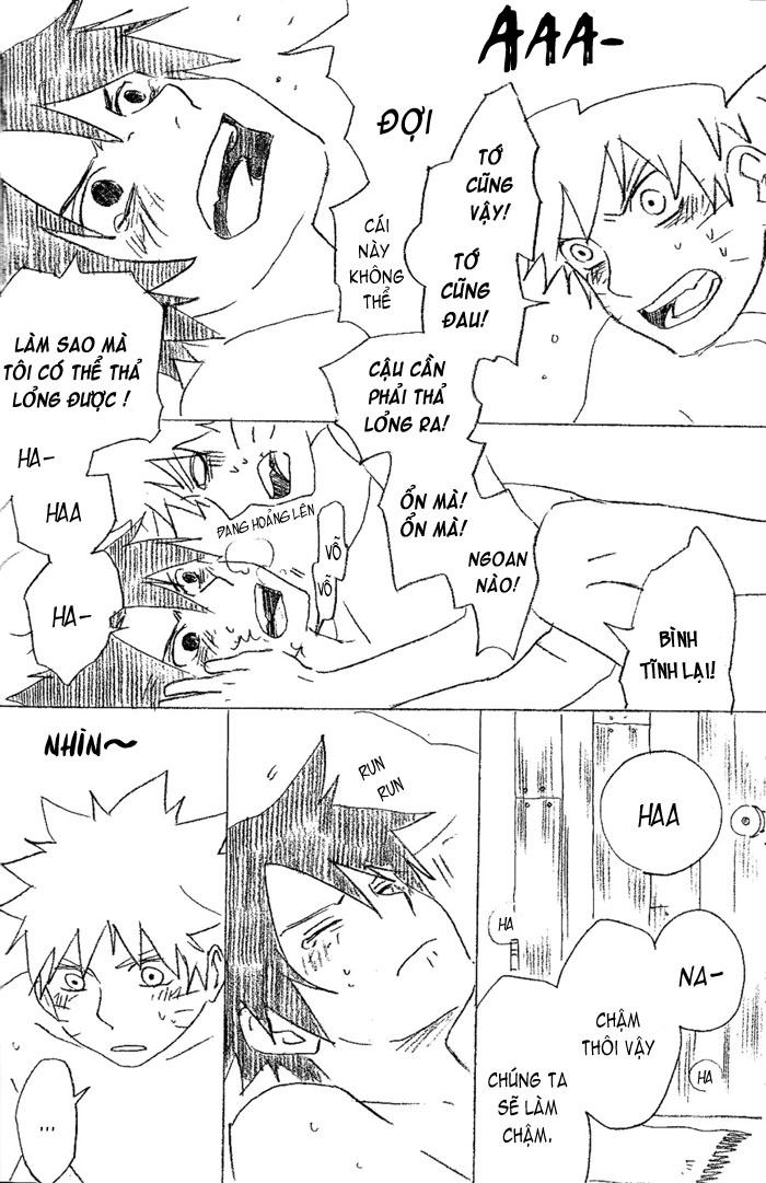 Hình ảnh  NaruSasu4ever %25252017%252520yearold%252520report 025 in Naruto Doujinshi - White paper