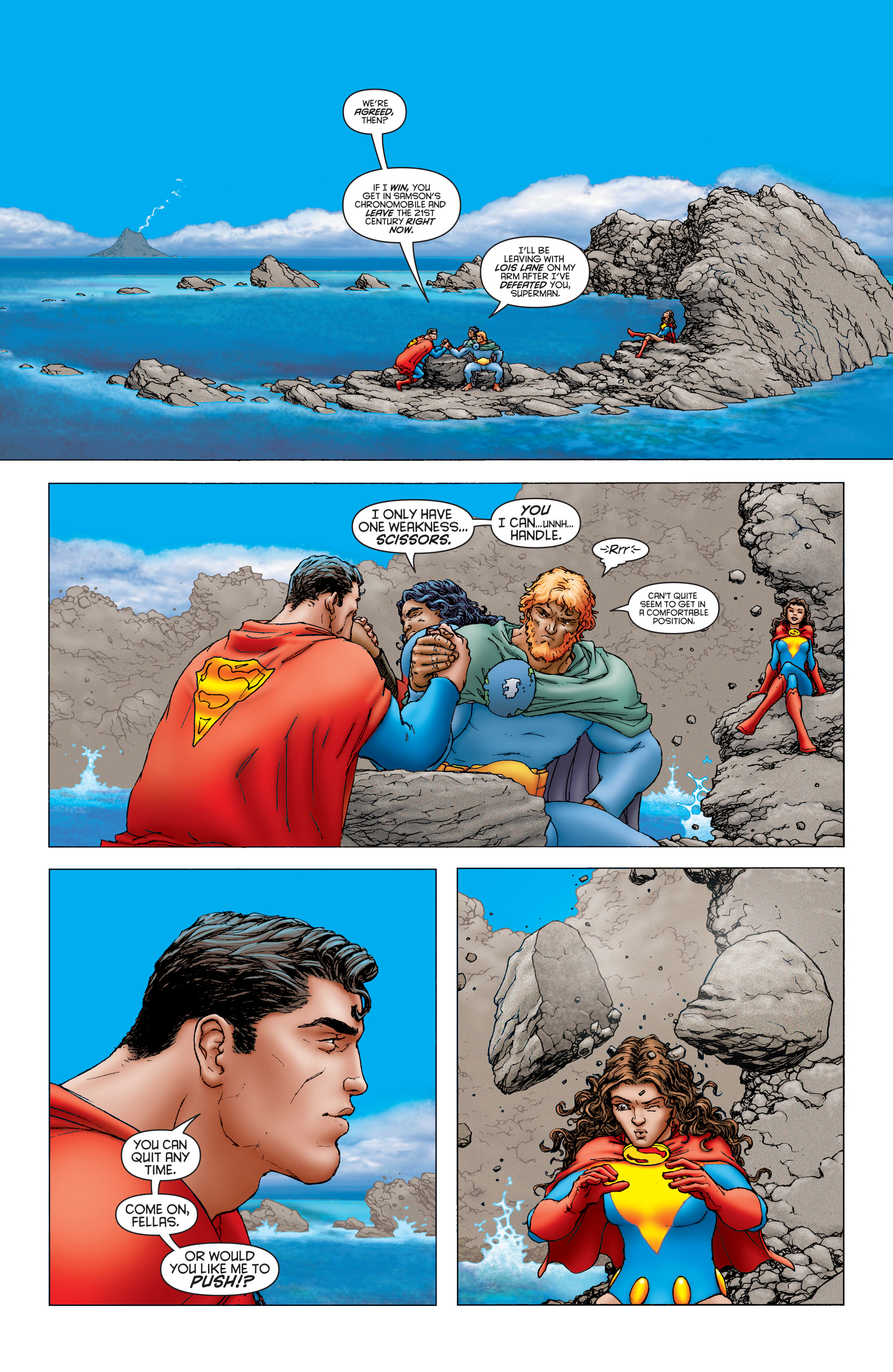 Read online All Star Superman comic -  Issue #3 - 18