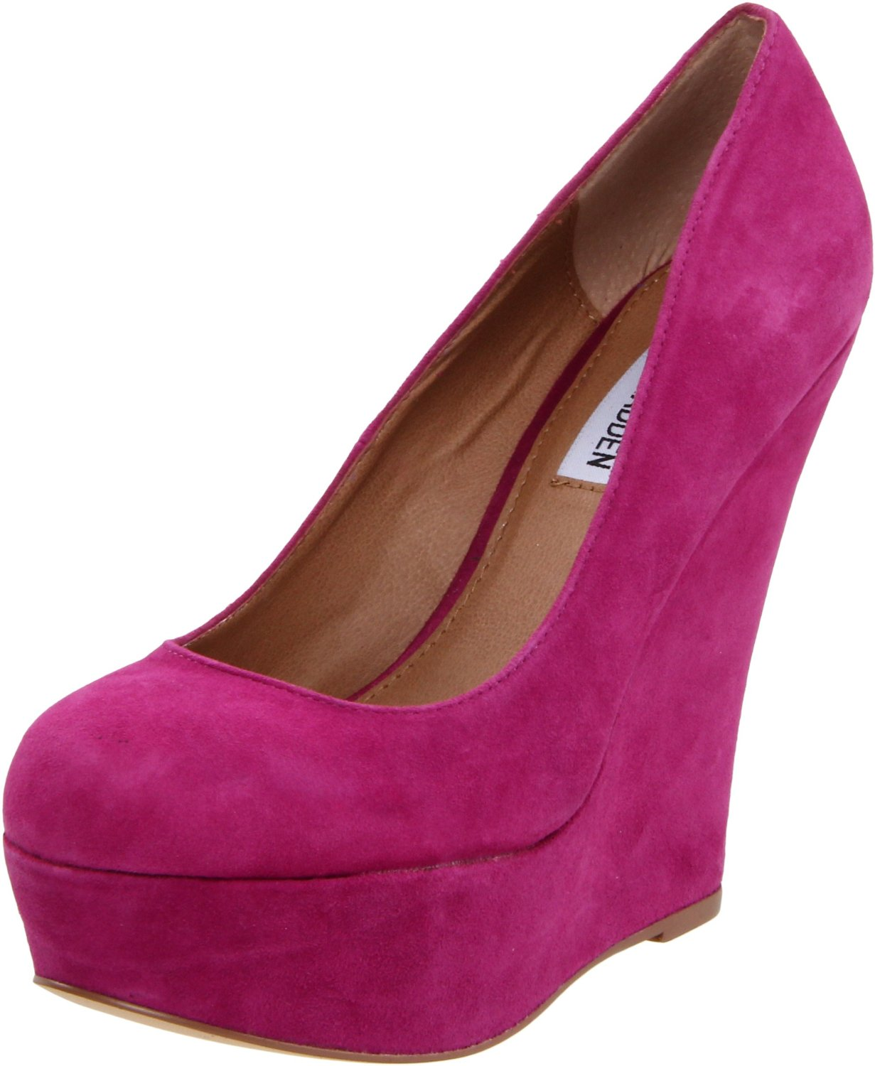 a5b1d07b98c AMAZON BEST PRODUCT REVIEW: Steve Madden Women's Pammyy Wedge Pump